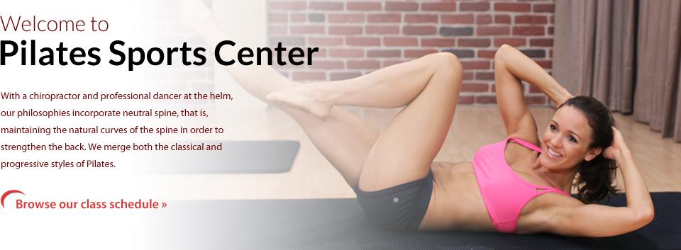 Pilates Sports Center