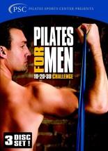 Pilates For Men Challenge