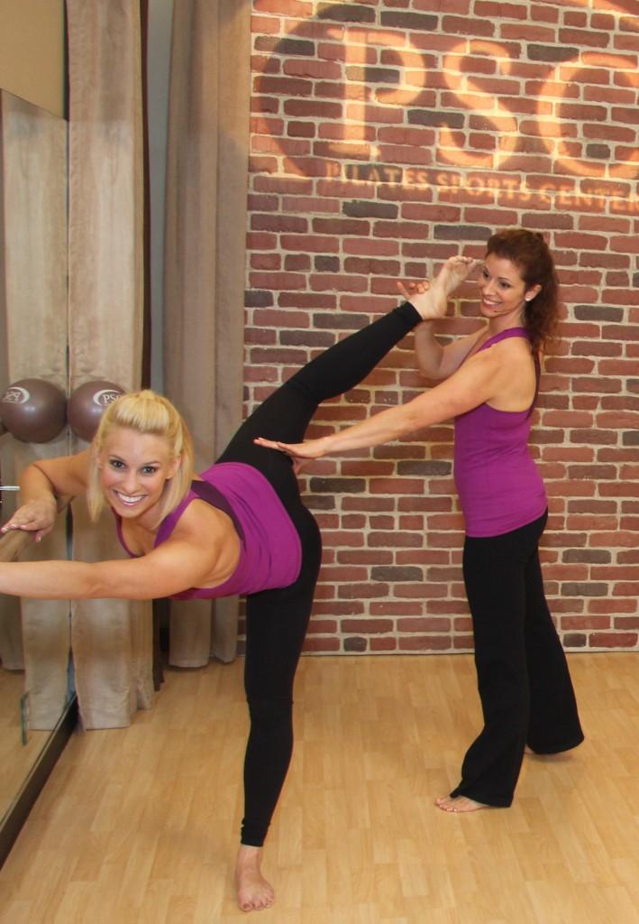 Barre Teacher Training Pilates Sports Center